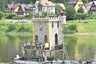 Wehlen plant Spektakel zum Burg-Jubiläum