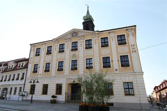 Radeberg schließt das Rathaus