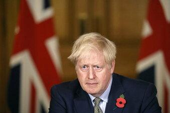 Johnson kommt zum Handelspakt-Gezerre
