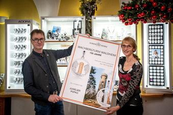 Waldheim-Schmuck bringt Geld in die Heimatfestkasse