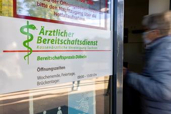 Bereitschaftspraxis in Döbelner Klinik eröffnet