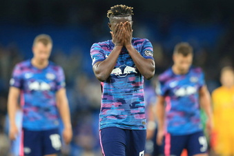 """RB nach Manchester-Pleite: """"Fühlt sich extrem scheiße an"""""""