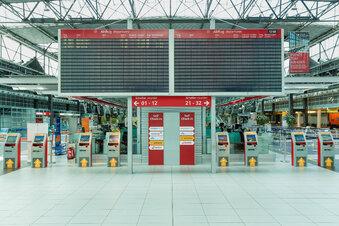 Millionenspritze für Sachsens Flughäfen