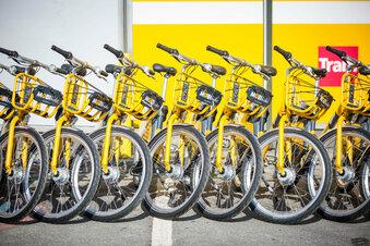 1.000 Leihfahrräder für Dresden