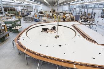 Deutsche Werkstätten Hellerau schaffen sich Platz