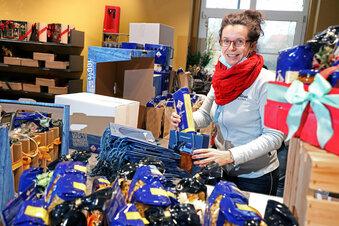 Geschenkpakete statt Weihnachtsfeiern
