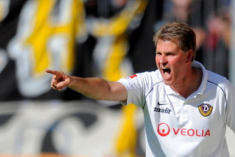 Trainerwechsel: Dynamo in der Zeitschleife