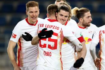 Sabitzer hält RB Leipzig im Meisterrennen
