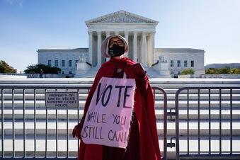 US-Wahl: Wiederholt sich der Alptraum von 2000?
