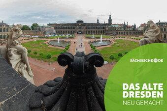 """Neues """"altes Dresden"""" - die Achse des Schönen"""