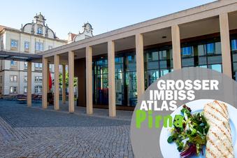 Mittagessen in Pirna: Die besten Imbisse