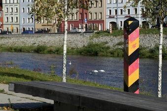 Bange Blicke nach Potsdam