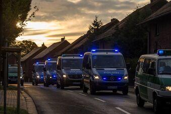 Staatsschutz ermittelt in Heidenau
