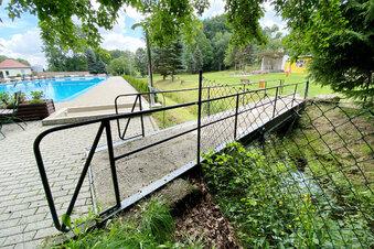 Braucht's hier eine Brücke für 90.000 Euro?