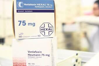 80 Medikamente auf der schwarzen Liste