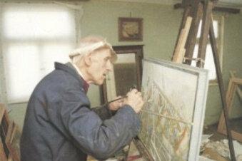 Elstraer gedenken berühmten Maler