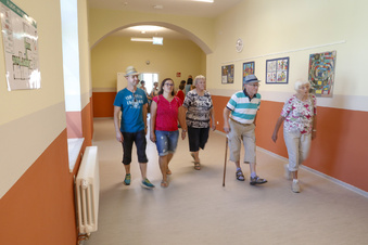 Grundschule offiziell wiedereröffnet