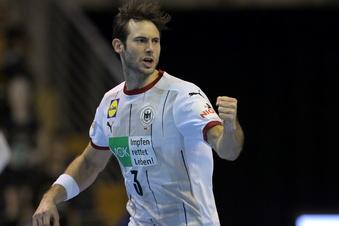 Handballer spielen bei Olympia mit