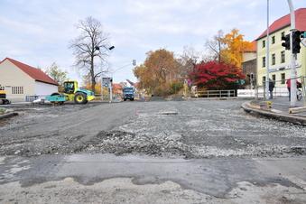 Großenhain: Dresdner und Meißner Kreuzung werden untersucht