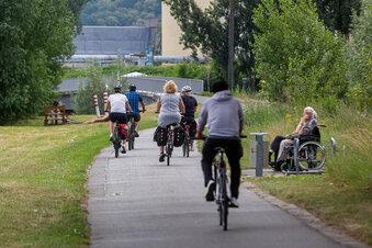Bekommt Pirna eine Rad-Autobahn?