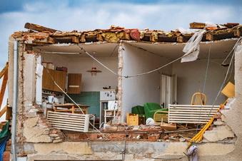 So stark war der Tornado in Tschechien