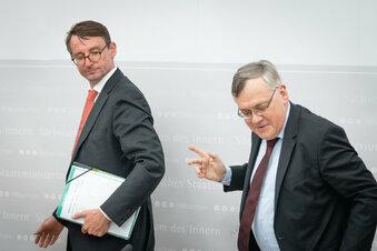 Wundersamer Wandel bei Sachsens Verfassungsschutz