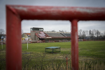 Im Grube-Stadion rollt kein Ball mehr