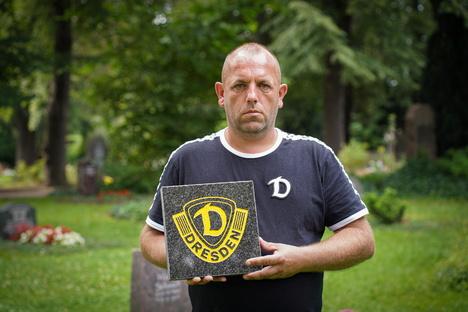 Bautzen: Ein Geschenk für einen verstorbenen Dynamofan