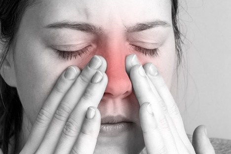 Das Problem mit den Nasennebenhöhlen