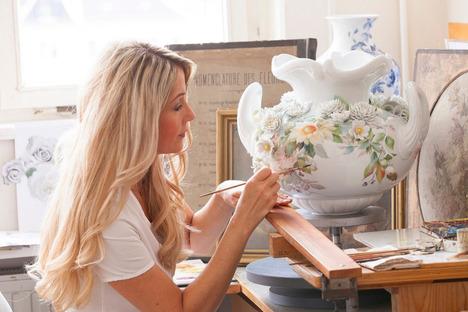 Meissner Porzellan bei DDV Lokal