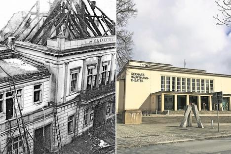 Die Geschichte des Zittauer Theaters