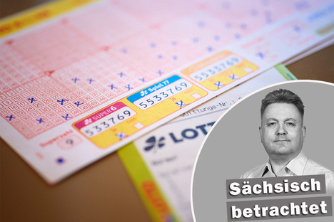 Sachsen: Wer Honecker wählt, gewinnt nix!