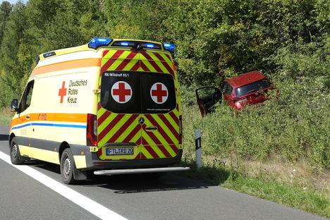 A4: Drei Unfälle in einer Stunde
