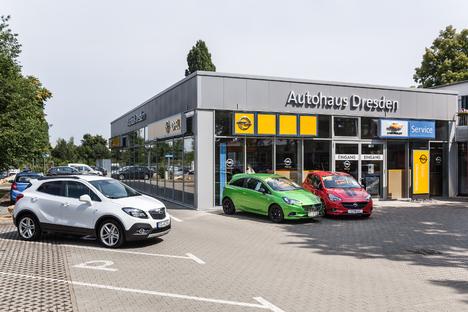 Der Opel-Händler des Vertrauens