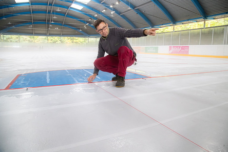 Am Sonnabend beginnt in Niesky die Eissaison