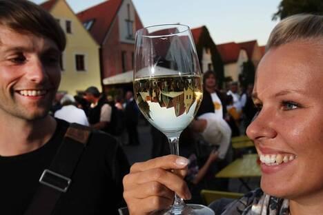 Abstimmen fürs Radebeuler Weinfest