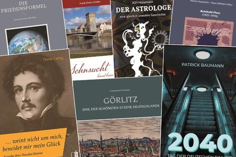 Neue Bücher aus Görlitz und Umgebung