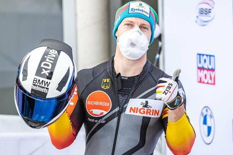 Pirna: Pirna gratuliert Rekord-Bobfahrer