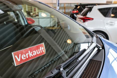Wirtschaft: SUV und Geländewagen bleiben weiter gefragt