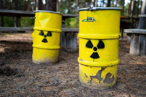Wird der Atommüll in die Lausitz gekarrt?