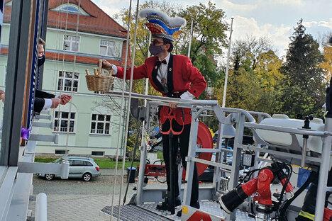 Karnevalisten wünschen sich Vereinshaus