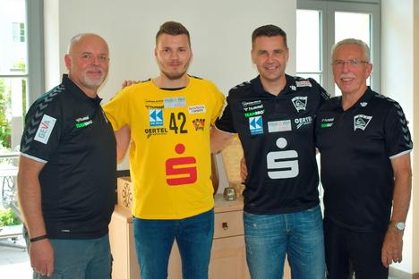 SG Pirna verpflichtet Keeper