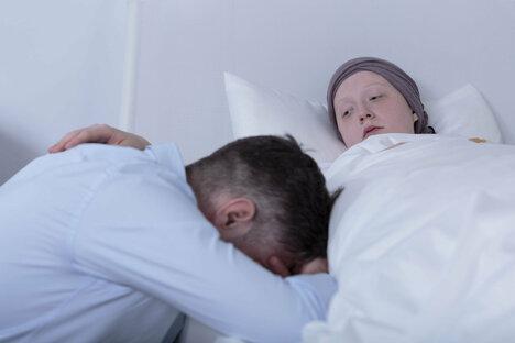 Leben und Stil: Worüber rede ich mit einem Sterbenskranken?