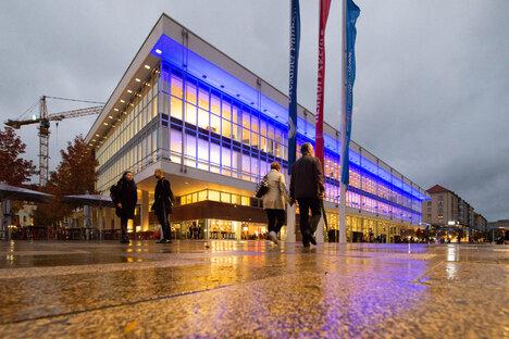 Dresden: Kurzarbeit für Stadt-Mitarbeiter