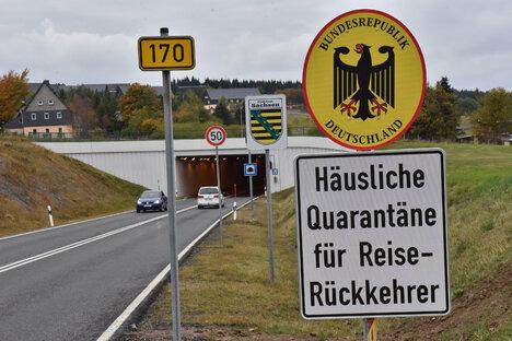 Deutschland & Welt: Was in Corona-Quarantäne erlaubt ist - und was nicht