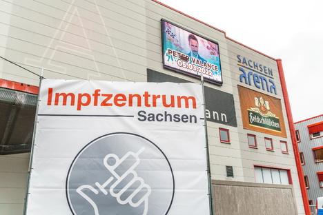Sachsen: 75.000 Termine zum Start von Impfprio 3