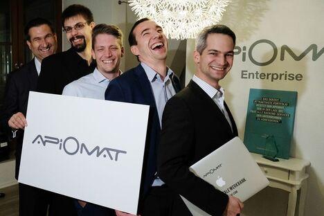 Junge Software-Firma erobert die Welt
