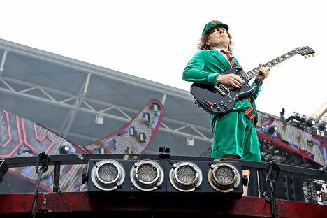 AC/DC melden sich zurück