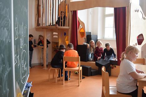 Grundschule und Hort in Laubusch auch weiterhin unter einem Dach