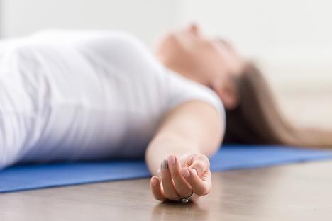 Gesundheit: Entspannung - Die innere Mitte finden